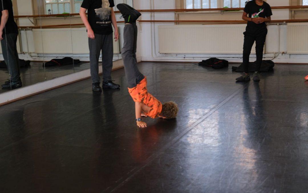 26. Breakdance – 10 – 16 jaar (woensdag)