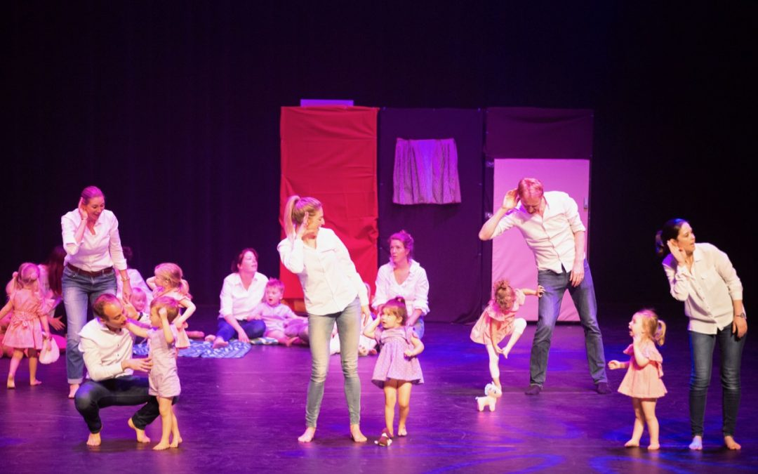 52. Ouder en kind dans – 2,5 – 4 jaar (10.00-10.30 zaterdag)
