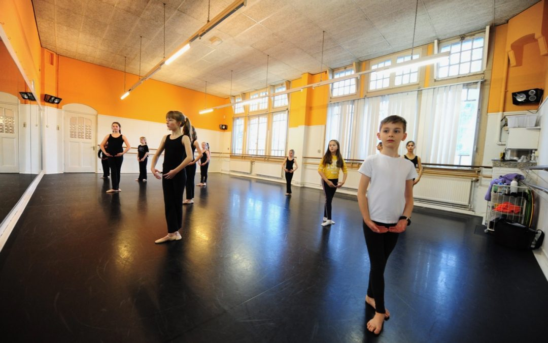 20. Pre-ballet – 9 – 11 jaar (woensdag)
