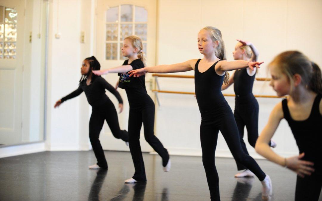 18. Pre-ballet – 5 – 8 jaar (woensdag)