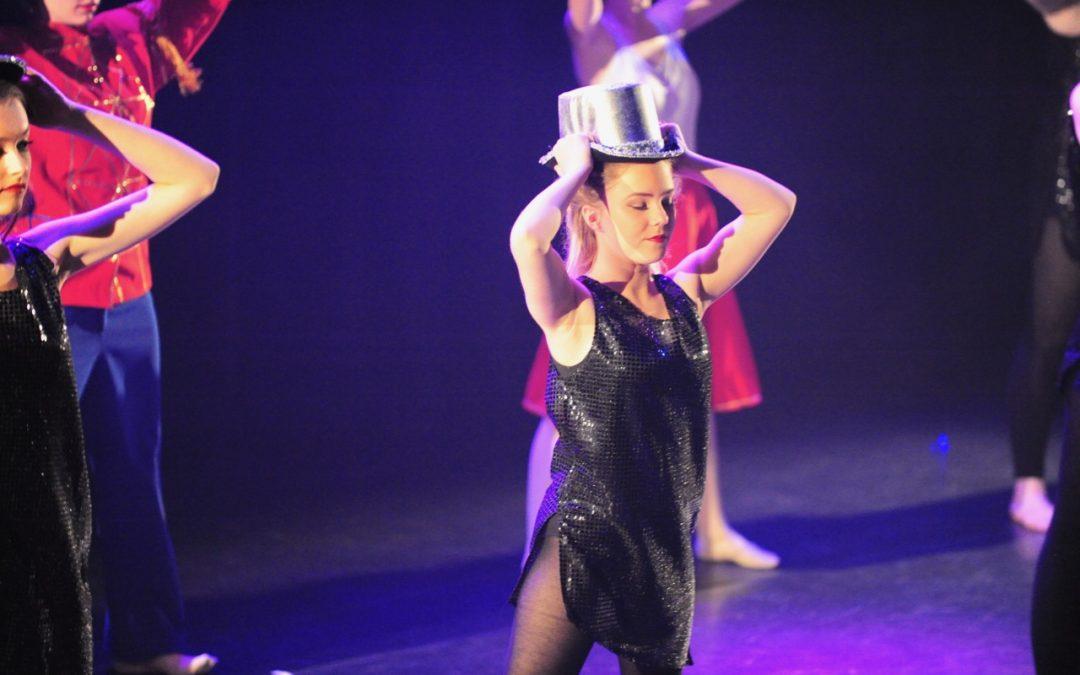 40. Musical dans – 6-10 jaar – donderdag 16.30-17.30