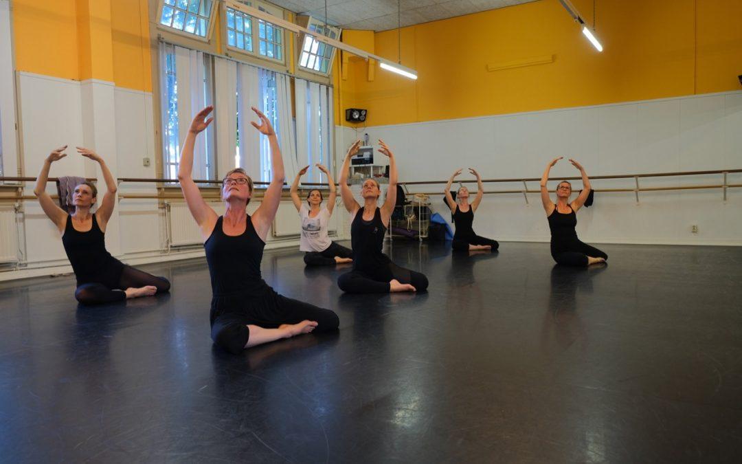 35. Moderne dans – Halfgevorderd – volwassenen (donderdag)