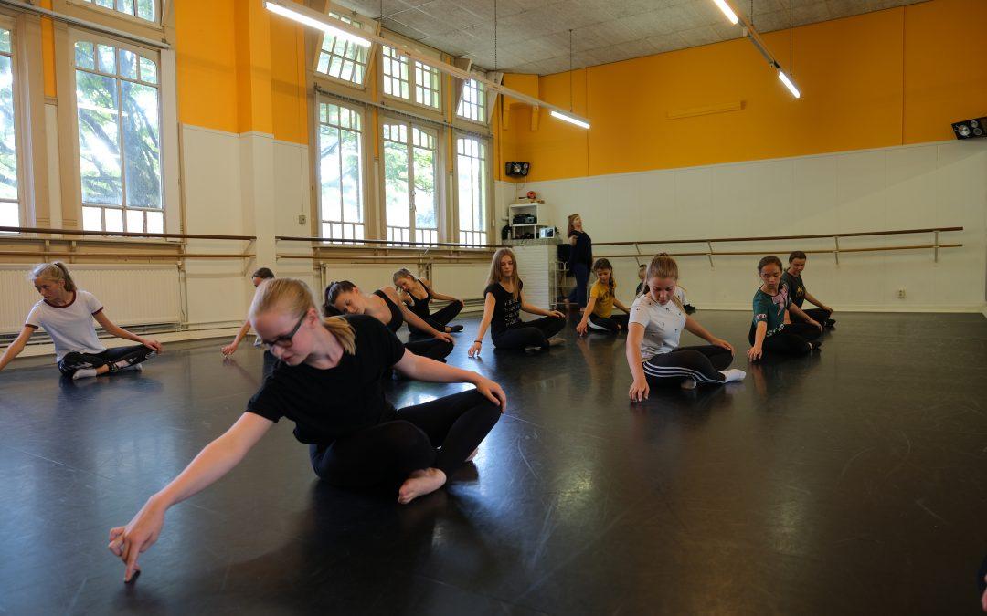 31. Moderne dans – 8 – 12 jaar (donderdag)