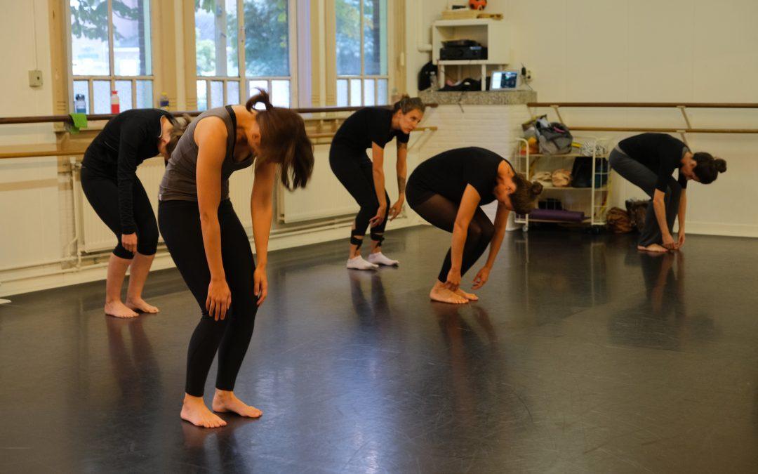 10. Moderne Dans – Beginners – volwassenen (maandag)