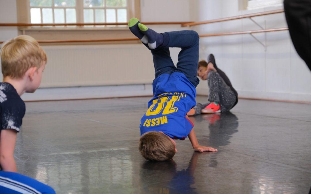 25. Breakdance – 6 – 9 jaar (woensdag)