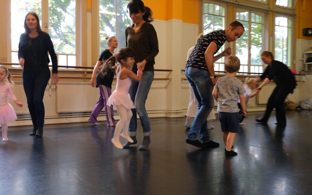 03. Ouder en kind dans – 2,5-4 jaar – maandag 10.45.-11.15
