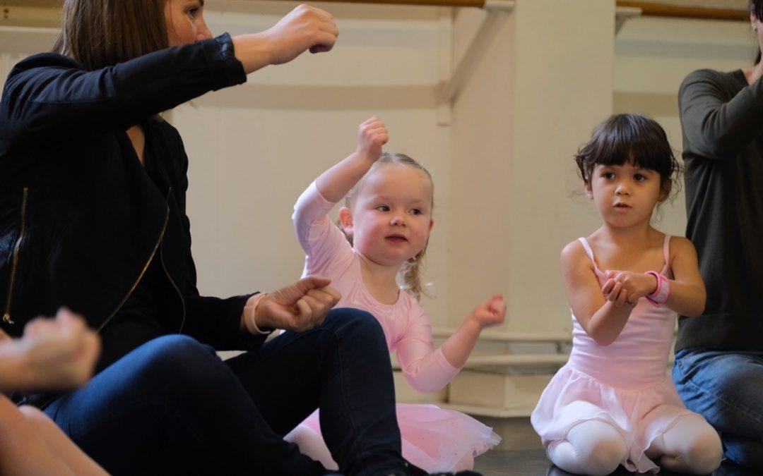 50. Ouder en kind dans – 2,5 – 4 jaar (9.30-10.00 zaterdag)