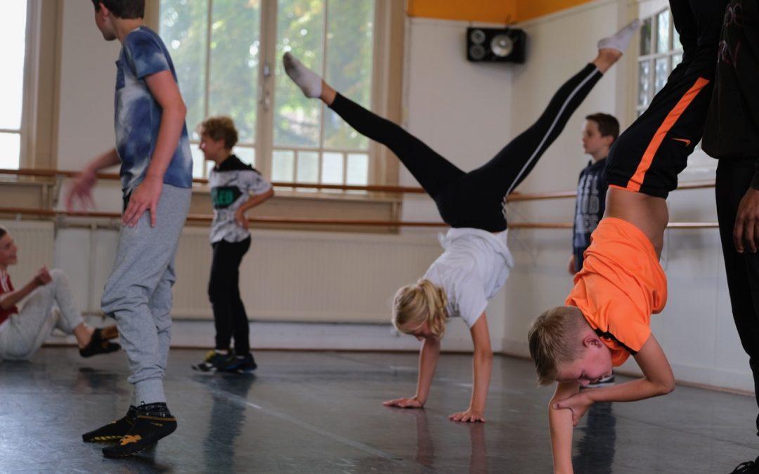 57. Breakdance – 10 – 16 jaar (zaterdag)