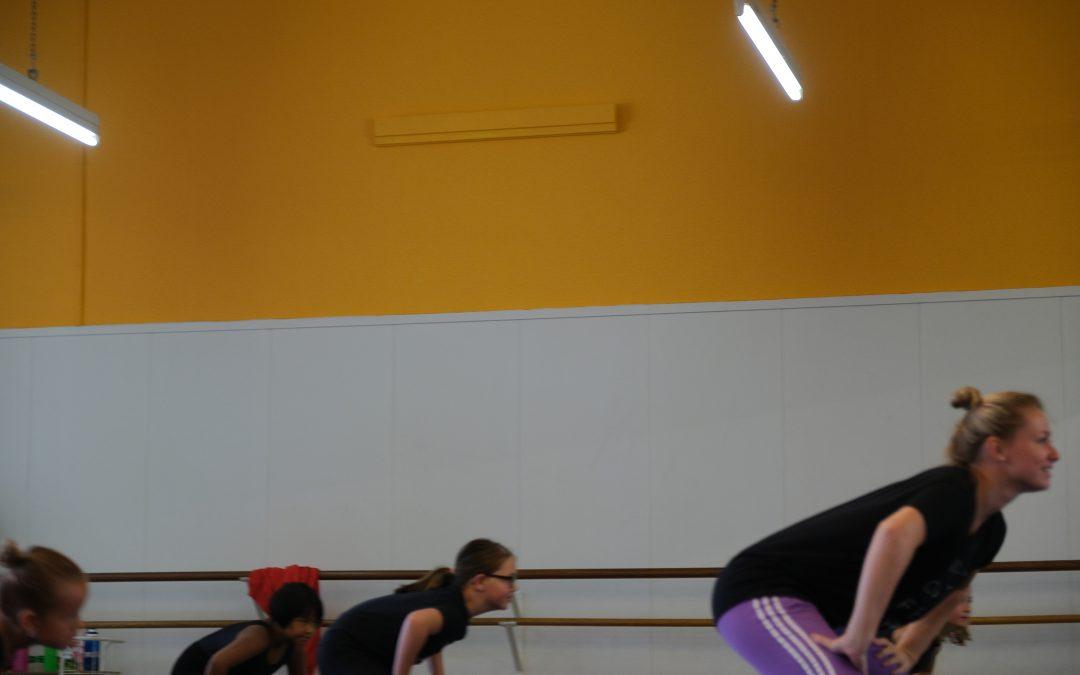 21. Streetdance – 9 – 12 jaar (woensdag)