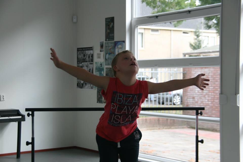 07. G-dans – 8 – 14 jaar (maandag)